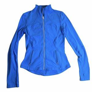Lululemon define jacket size 6 Blue
